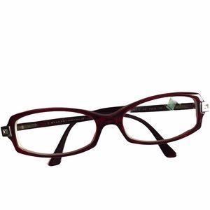 Bvlgari Unisex Frame Eyeglasses
